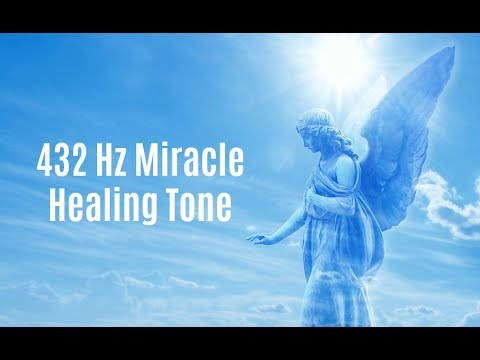 432Hz - Angelic Reiki Music | Angel Healing Music - Angel Choir Ambience - Angelic Meditation Music thumbnail