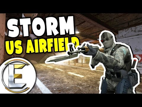 STORM US AIRFIELD - Military RP Life EP2 (Holding Military Soldier Hostage and Realistic Gun Battle) thumbnail