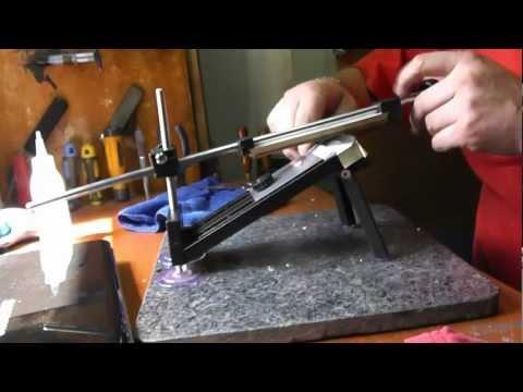 Как сделать станок для заточки ножей своими