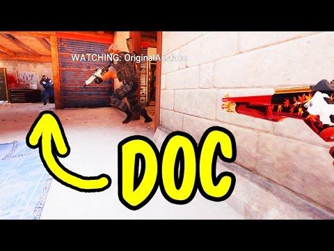 THAT DOC PLAY - Rainbow Six Siege Funny Moments & Epic Stuff
