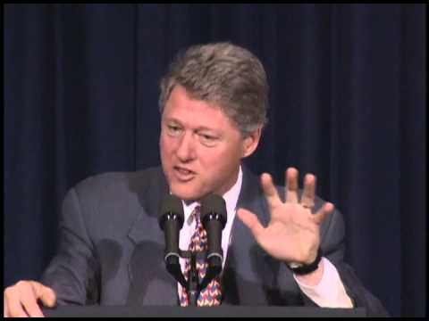 President Clinton's Remarks on Observance of World AIDS Day (1993)