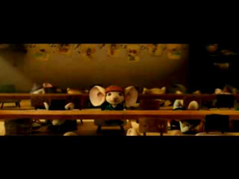The Tale of Despereaux - The Making Fun of!