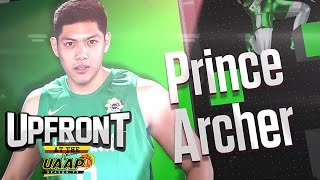 UAAP 79 UPFRONT: Prince Rivero | Upfront diaries