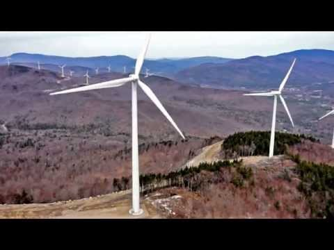 Mountain Madness- the Groton Wind project