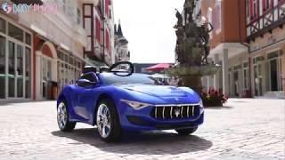 Xe oto điện trẻ em Maserati SX-1728 giá rẻ tại Baby Plaza