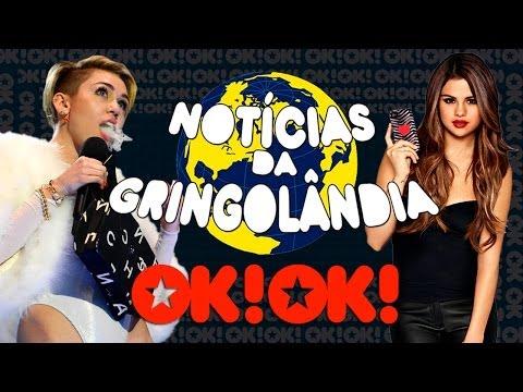 Miley Cyrus Maconheira, Namo Da J-lo Pegando Travestis E Selena Gomez Muito Louca! video