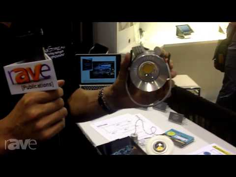 InfoComm 2013: LumaStream Features Low Voltage LED Lighting Systems
