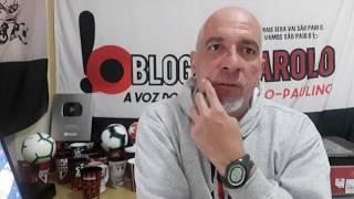 SÃO PAULO 0X1 BAHIA - UM TIME VOLTANDO DA MISSA...