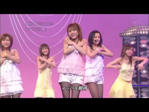 【hd Live】 Morning Musume - Sexy Boy ~soyokaze Ni Yorisotte~ video