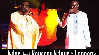 """Alioune Mbaye Nder Feat Youssou """"Leneen"""""""