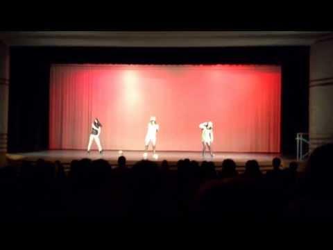 KPOP Big Bang Dance at Long Reach High School ISO Culture Show