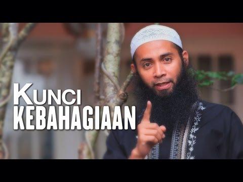 Ceramah Singkat: Kunci Kebahagiaan - Ustadz Dr. Syafiq Riza Basalamah, MA.