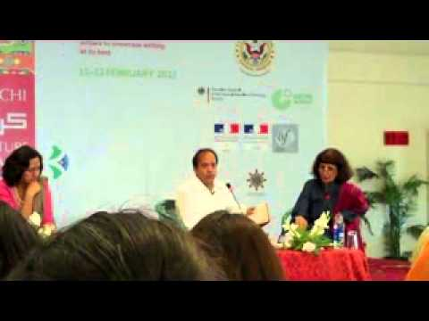 A Conversation with Vikram Seth at Karachi Literature Festival 12 February 2012_xvid.avi