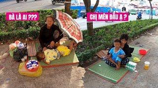 7 ngày đi tìm Người mẹ nghèo xơ xác ngủ lề đường... Bất ngờ gặp Người lạ