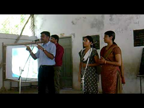 Our God Is A Great Big God - Action Song By Vijoy, Angelin, Sam, Rinu video