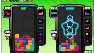 Tetris friends battle 1