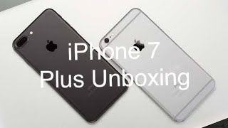 IPhone 7 Plus unboxing amazing 😉 🔥