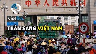 Hàng Tàu Cộng tràn vào Việt Nam