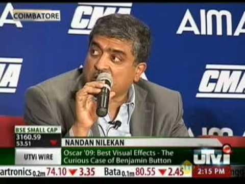 Imagining India-Nandan Nilekani