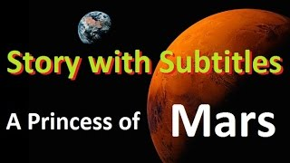 Learn English through American Stories: A Princess of Mars