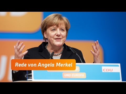 Rede von Angela Merkel #cdupt15