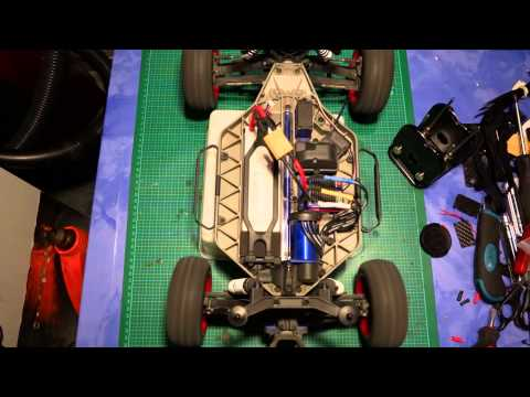 Traxxas Slash 4WD  1:10 Wheels balanced