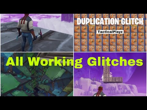 All Working Save The World Glitches Fortnite Save The World Duplication Glitch