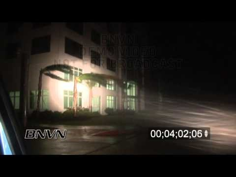 Hurricane Ike Video, Galveston, Texas - Part 3