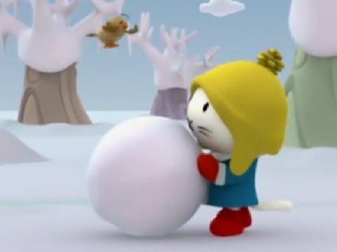МУСТИ - лучшие мультфильмы - Зимнее приключение