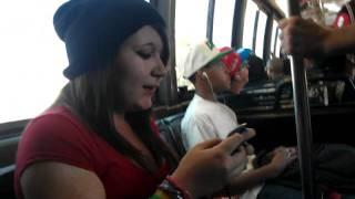 Rape on the Bus