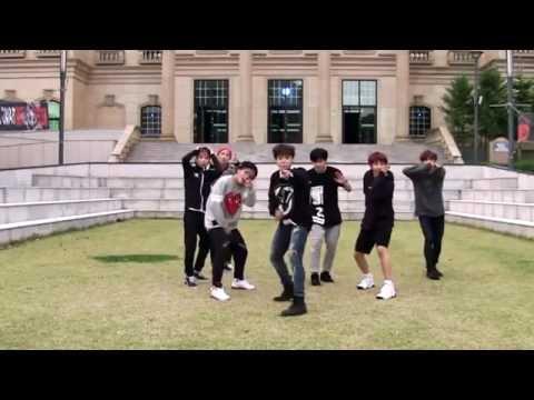 BTS - War of Hormone - mirrored dance practice video - 방탄소년단 호르몬전쟁 (Bangtan Boys)