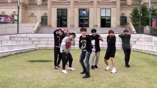 BTS War of Hormone mirrored dance practice video Bangtan Boys