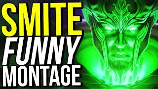 GOODBYE GOODBYE TO EVERYBODY! (Smite Funny Montage)