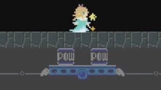 Air Color ~ Easy 100 Mario Challenge - Super Mario Maker - No Commentary