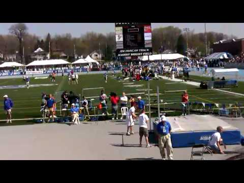 100th Drake Relays, High Jump, High School Girls. May 25, 2009 10:59 AM