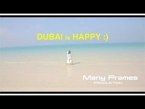 Pharrell Williams - Happy ( WE ARE FROM DUBAI )