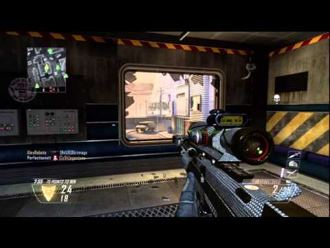 DSR-50 Sniping - CoD Snipers & Open Lobby (Black Ops 2) Diamond Gun Show #19