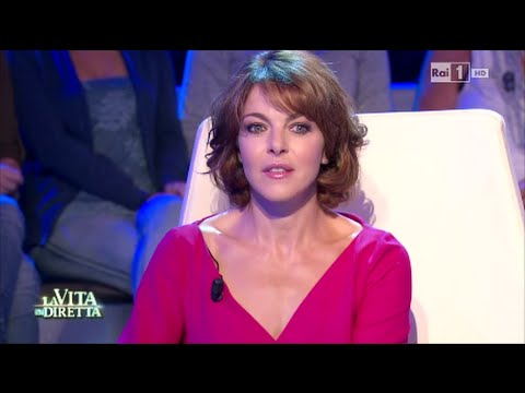 Claudia Gerini – La Vita in Diretta 14/10/2014