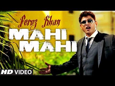 MAHI MAHI KEHNDE AA FEROZ KHAN FULL VIDEO SONG | SAJDA - TERE PYAR DA | NEW PUNJABI SONG 2014