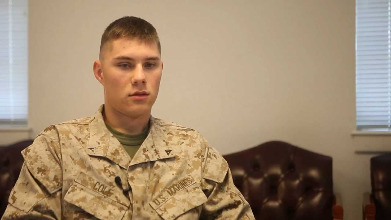 why i joined the marine corps essays