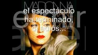 Madonna Video - Take a bow-Madonna- Subtitulado Español