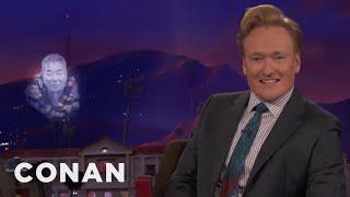 Conan Announces His Trip To Japan  - CONAN on TBS