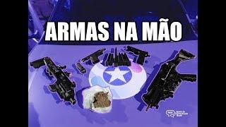 POLICIAMENTO EM PALHOÇA | PPT DO 16° BATALHÃO PMSC #13