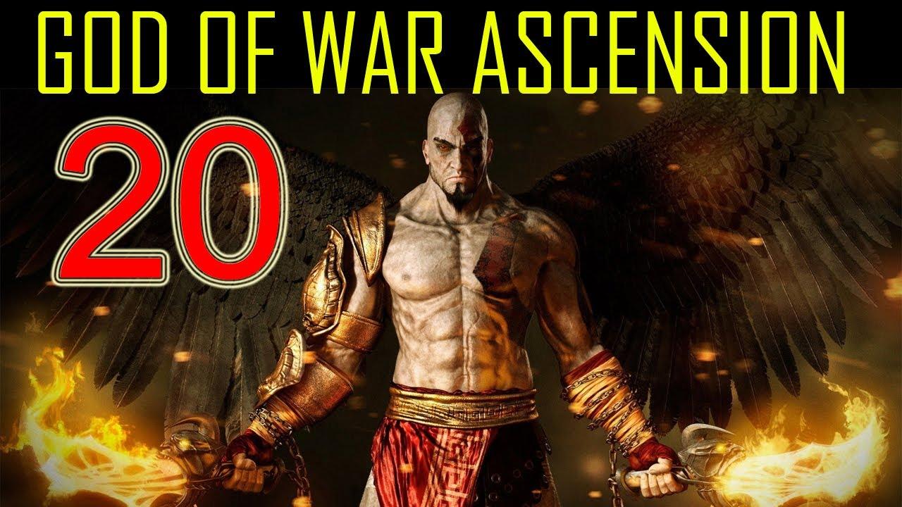 God Of War Gameplay God of War Asce...