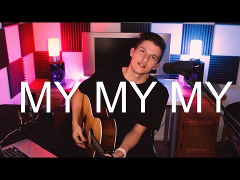 Cover Lagu MY MY MY // TROYE SIVAN // COVER