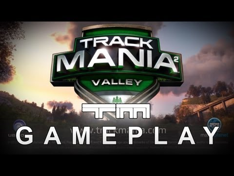 Trackmania 2 Valley - Gameplay & Features