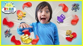 Gotta Smash Em all with Zuru Smashers Surprise Toys Hunt!