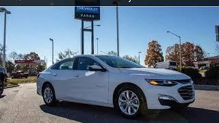 2019 Chevrolet Malibu LT New Cars - Charlotte,NC - 2019-02-22