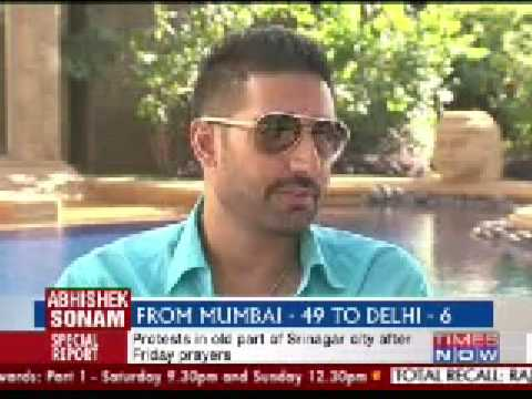 The Times Now Exclusive: 'Abhishek and Sonam' Part 3