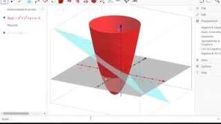 GeoGebra Chrome App with 3D View